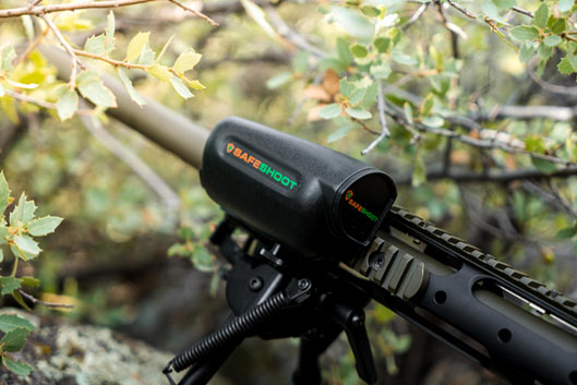 SafeShoot Gadget for Safety Hunting