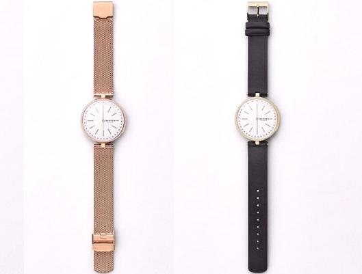 Skagen – Smallest Hybrid Smartwatch for Women