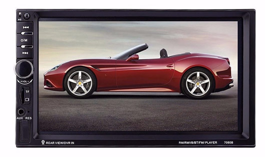 Touch Screen Display car mp5 player