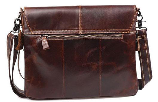 Vintage Messenger Bag for MacBook Leather Bag