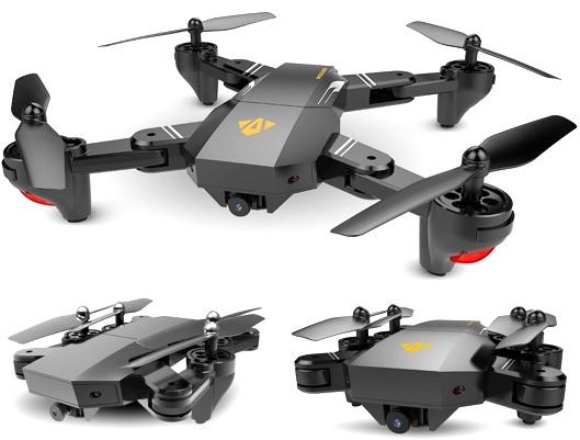 VISUO Quadcopter FPV Drone Daily Discount Code