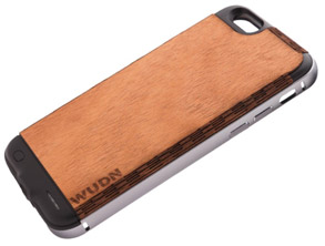 WUDN Accessories, iPhone 8 Ultra-Thin Wooden Case