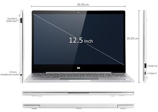 Xiaomi Air 12 Laptop Discount Code