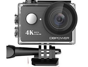 4K Action Camera coupon