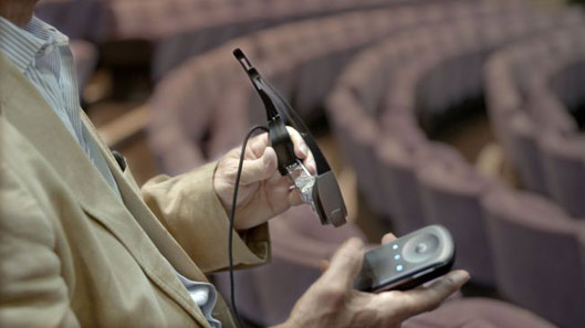 Augmented Reality Is Used in Theatres