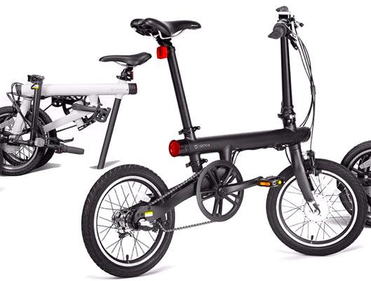 Best Bike Xiaomi QiCYCLE EF1 Smart Bicycle