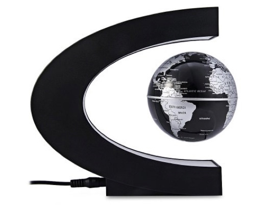 Best Desktop Office Gadget - Floating Globe Gadget