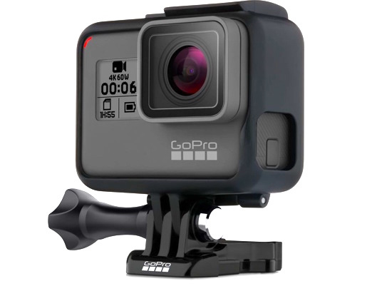 GoPro Hero 6 Black Action Camera