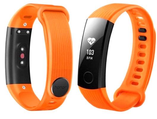 Huawei Band 3 Smartband Orange