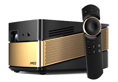 JmGO V8 Video Home Projector