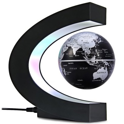 Office Gadget - Floating Globe Gadget