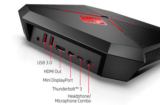 OMEN X by HP Compact Gaming Desktop Computer,