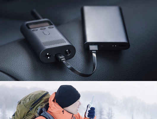 Stay Connected - Xiaomi Walkie Talkie
