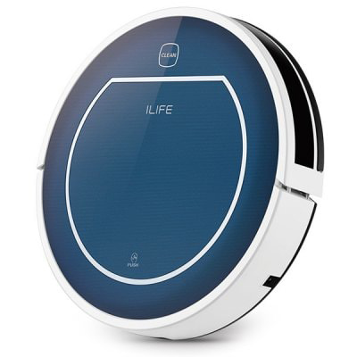 Super Mute Smart Sweeping Robot ILIFE V7 Home Vacuum Cleaner