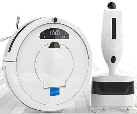 tu 1TUOPODA SK - 7 Robotic Vacuum Cleaner