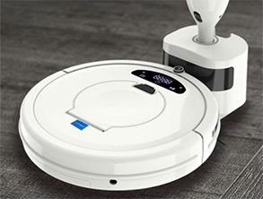 Coupon Deals Robot Vacuum Cleaner with Duster Discount code