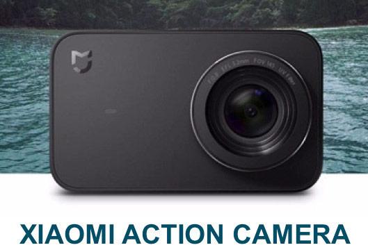 Xiaomi Mijia Camera 4K Mini Action Camera