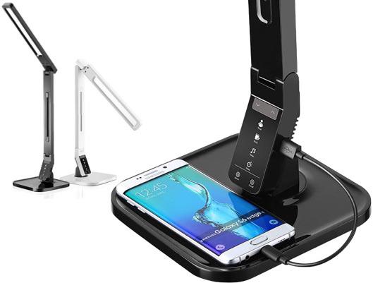 BlitzWolf Eye Protection Table Lamp Rotatable Smart LED Desk Light
