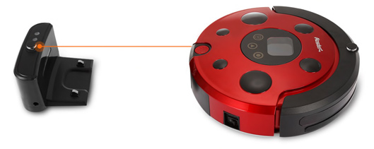 Cleaning Smart Robot Vacuum Cleaner