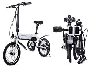 Coupon Deals Onebot T4 Folding Electric Bike