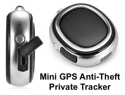 GPS Private Tracker