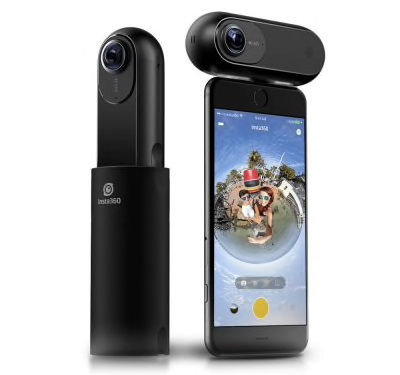 Insta360 ONE 4K Panoramic Camera for iPhone and iPad