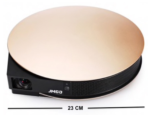 JmGO G3 Pro Portable Projector