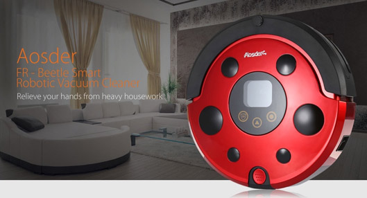 Mopping and Cleaning Smart Robot Vacuum Cleaner