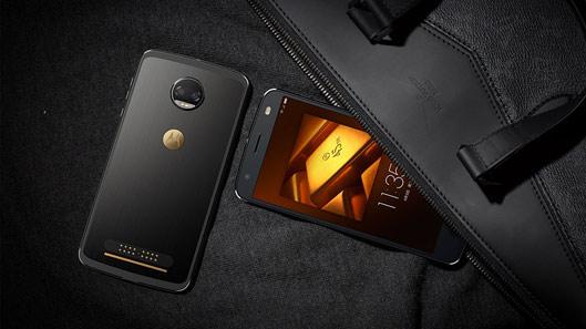 Motorola Moto Z Phablet
