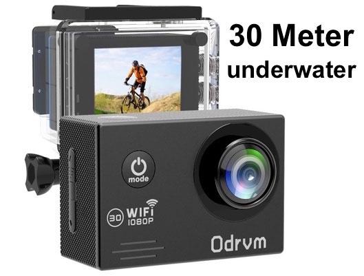 ODRVM Action Camera