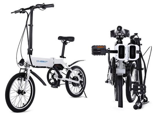 Onebot T4 Folding Electric Bike