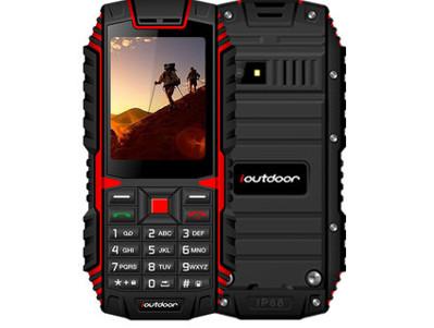 outdoor shockproof Phone