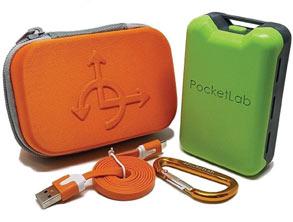 PocketLab Air Gadget– Portable Air Pollution Monitor