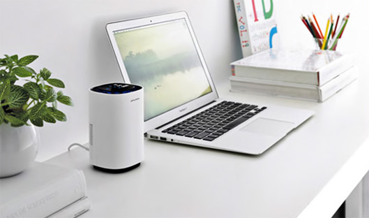 Portable Air Purifier for Car and Home