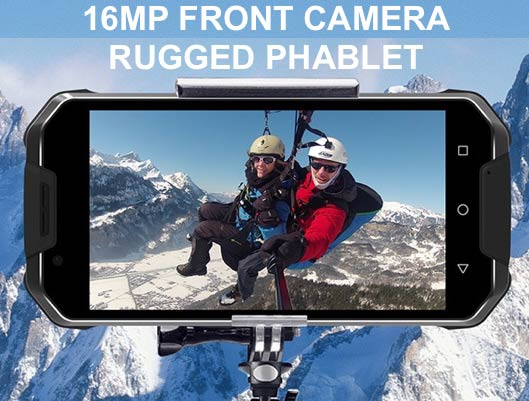 Rugged AGM X2 4G Phablet
