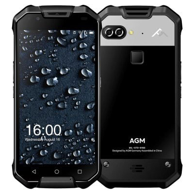 Rugged AGM X2 4G Waterproof Smartphone