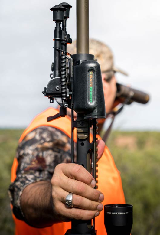 SafeShoot Gadget for Safe Hunting to buy