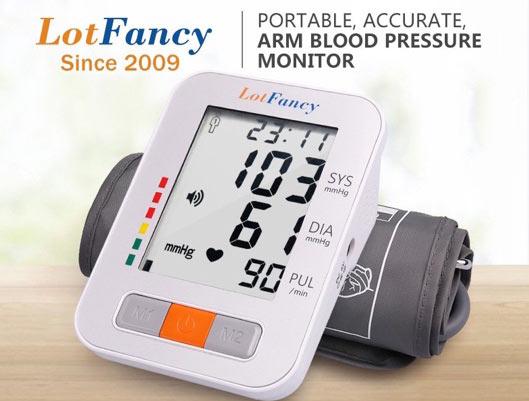 Talking Blood Pressure Monitor