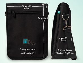 TiBag Daily Bag - Best Organizer For Laptop and Accessories review