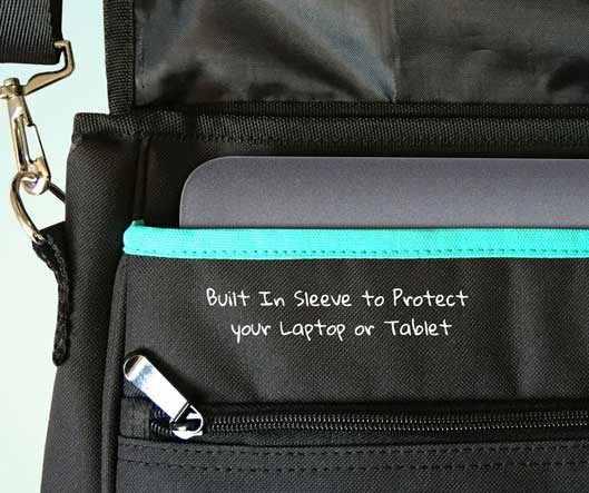 TiBag Organizer For Laptop and Accessories