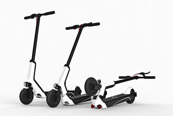Xiaomi EUNI Folding Electric Scooter