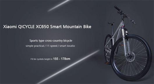 Xiaomi QICYCLE Smart Bike