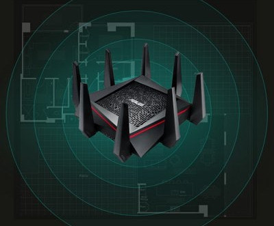 5334Mbps Wireless Router Tri-band