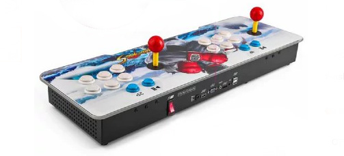 999 in 1 Video Games Arcade Console Machine Double