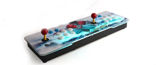 999 in 1 Video Games Arcade Console Machine Double Stick Home Pandora's Box 5s