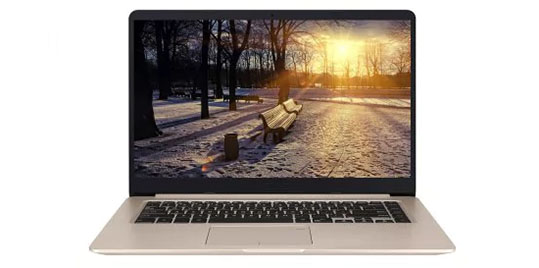 ASUS S5100UQ8250 Notebook golden