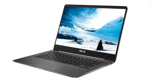 ASUS U4100 UN8250 Notebook gray