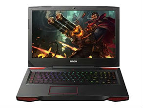 BBEN G17 Gaming Laptop - 8GB RAM + 256GB SSD + 1TB