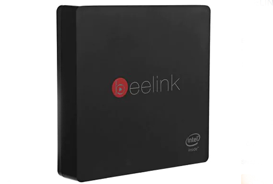 Beelink Intel BT3 TV Box 2.4G / 5.8G WiFi