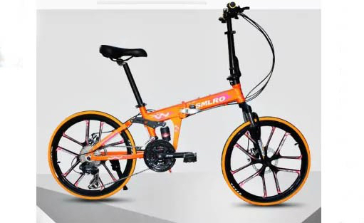 SMLRO MX690 Folding Mountain Bike